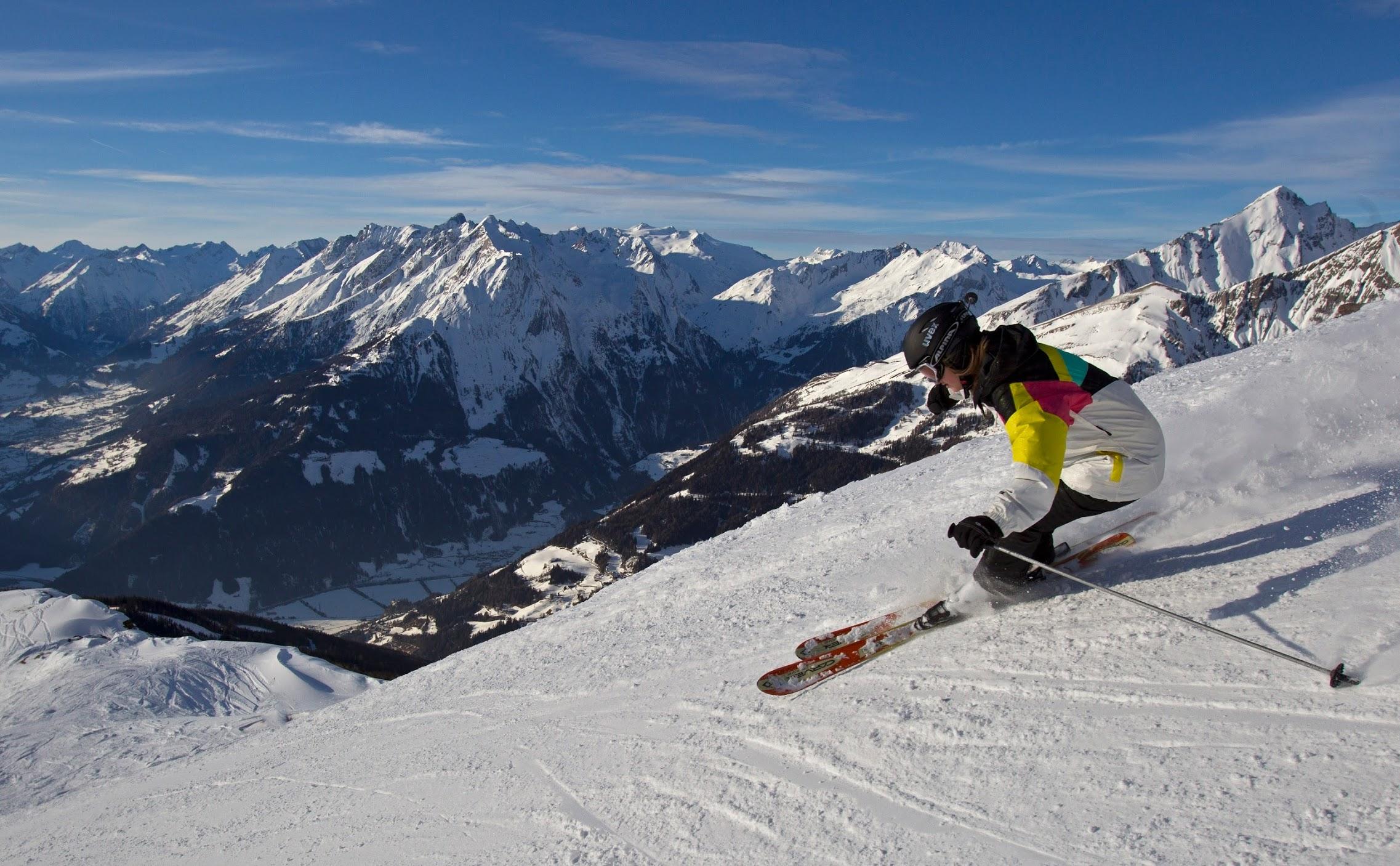 Skigebiet Großglockner Kals-Matrei