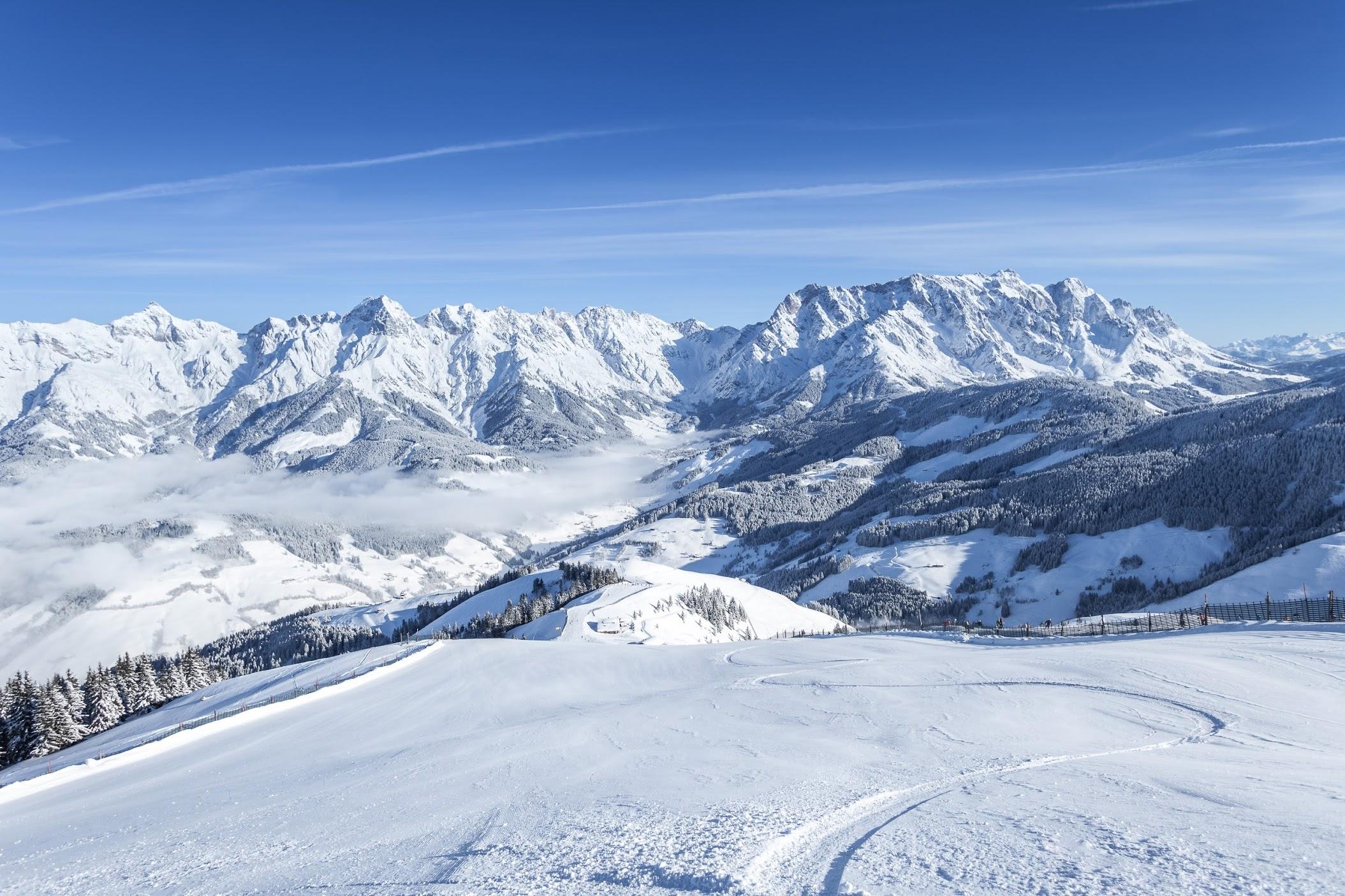 Skigebiet Maria Alm-Hochkönig