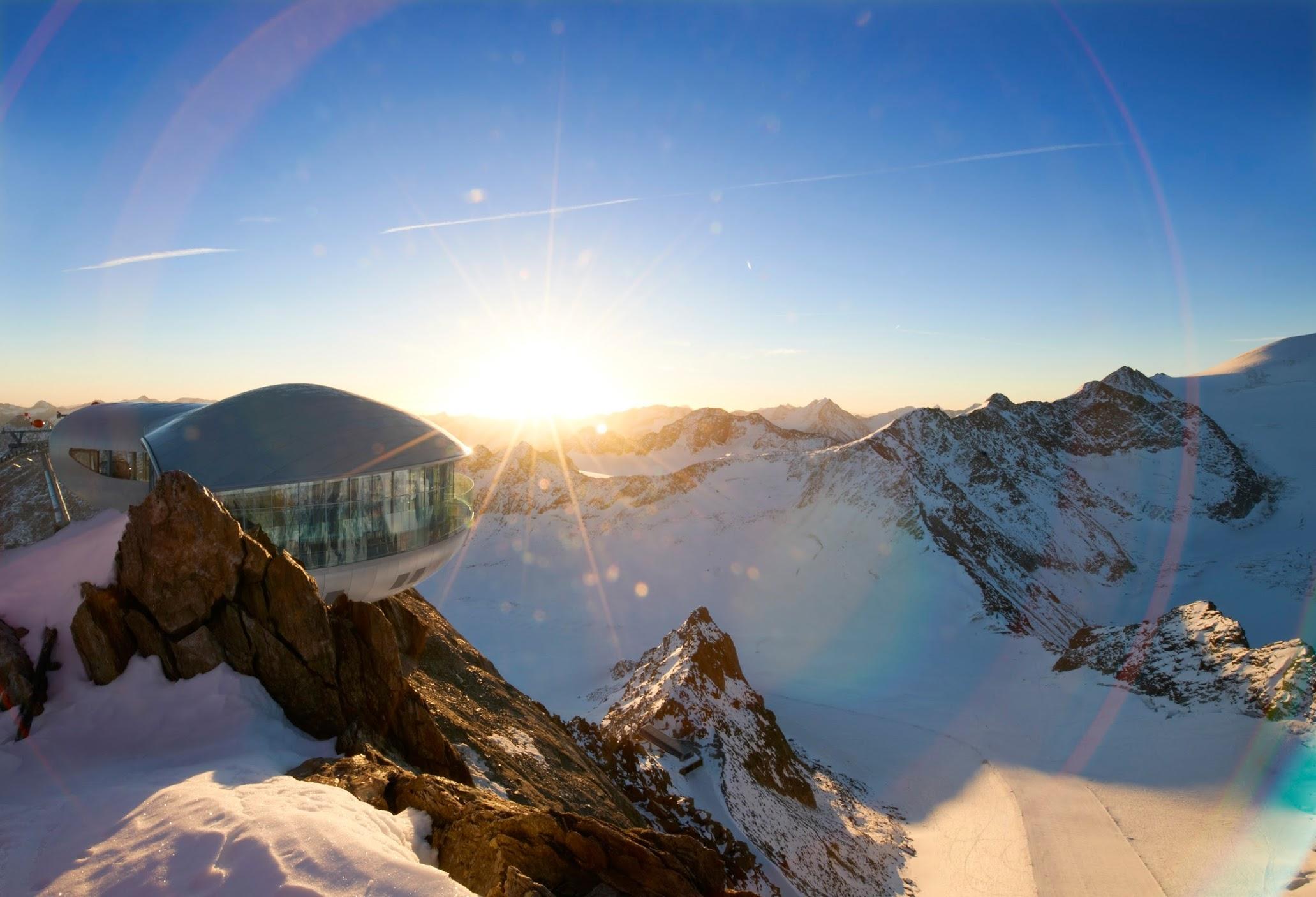 Skigebiet Pitztaler Gletscher