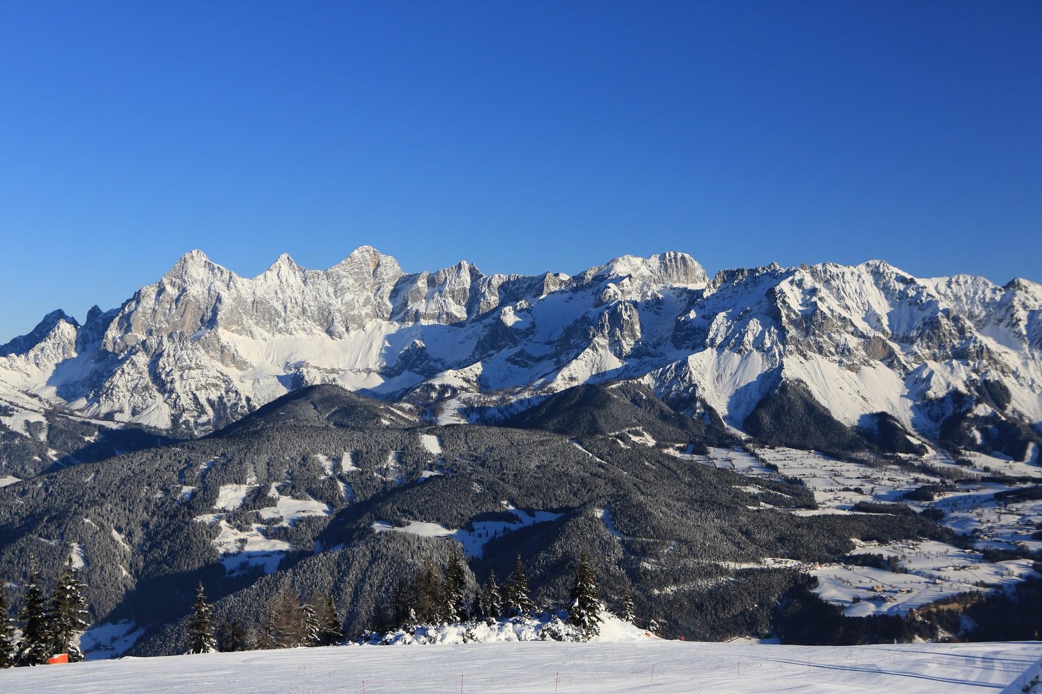Skigebiet Schladming-Dachstein